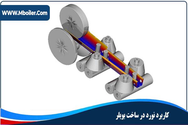 کاربرد نورد در ساخت بویلر