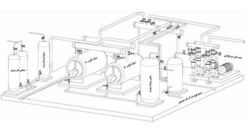 آبگرم بهداشتی در ساختمان